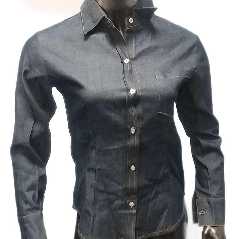 Camisa Jean Dama